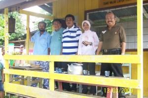 Manajemen PT. ITCIKU bersama Warga ikut Jumat Bersih
